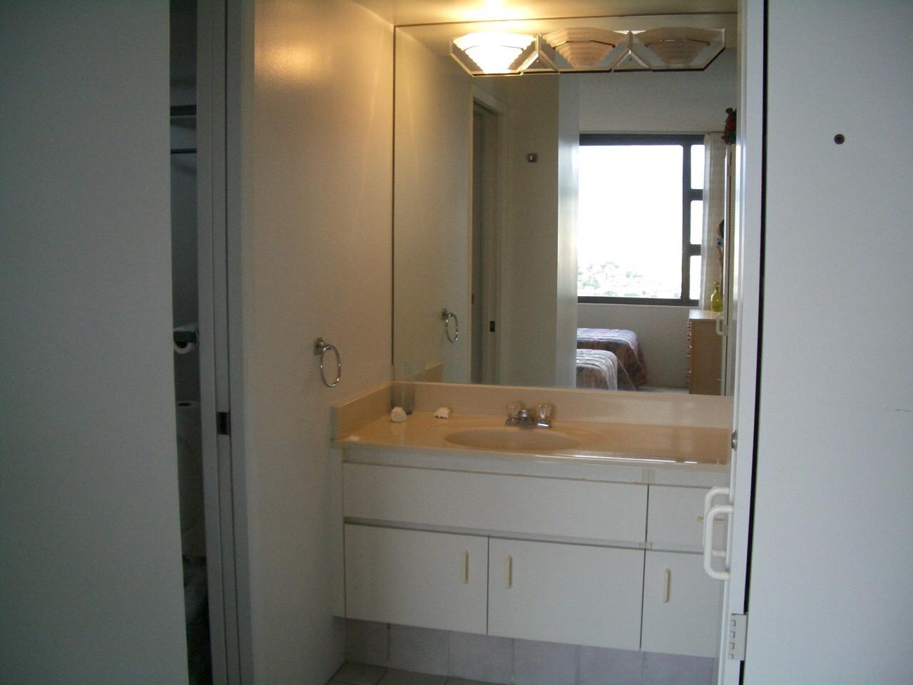ワイキキバニアンのバスルーム