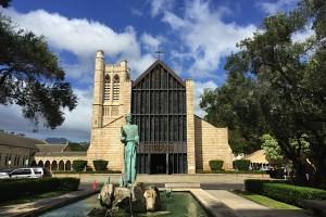 セントアンドリュース教会・ハワイ