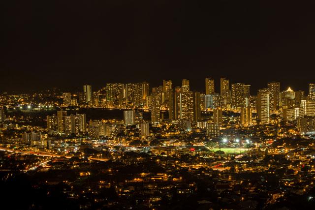 タンタラスの丘/夜景