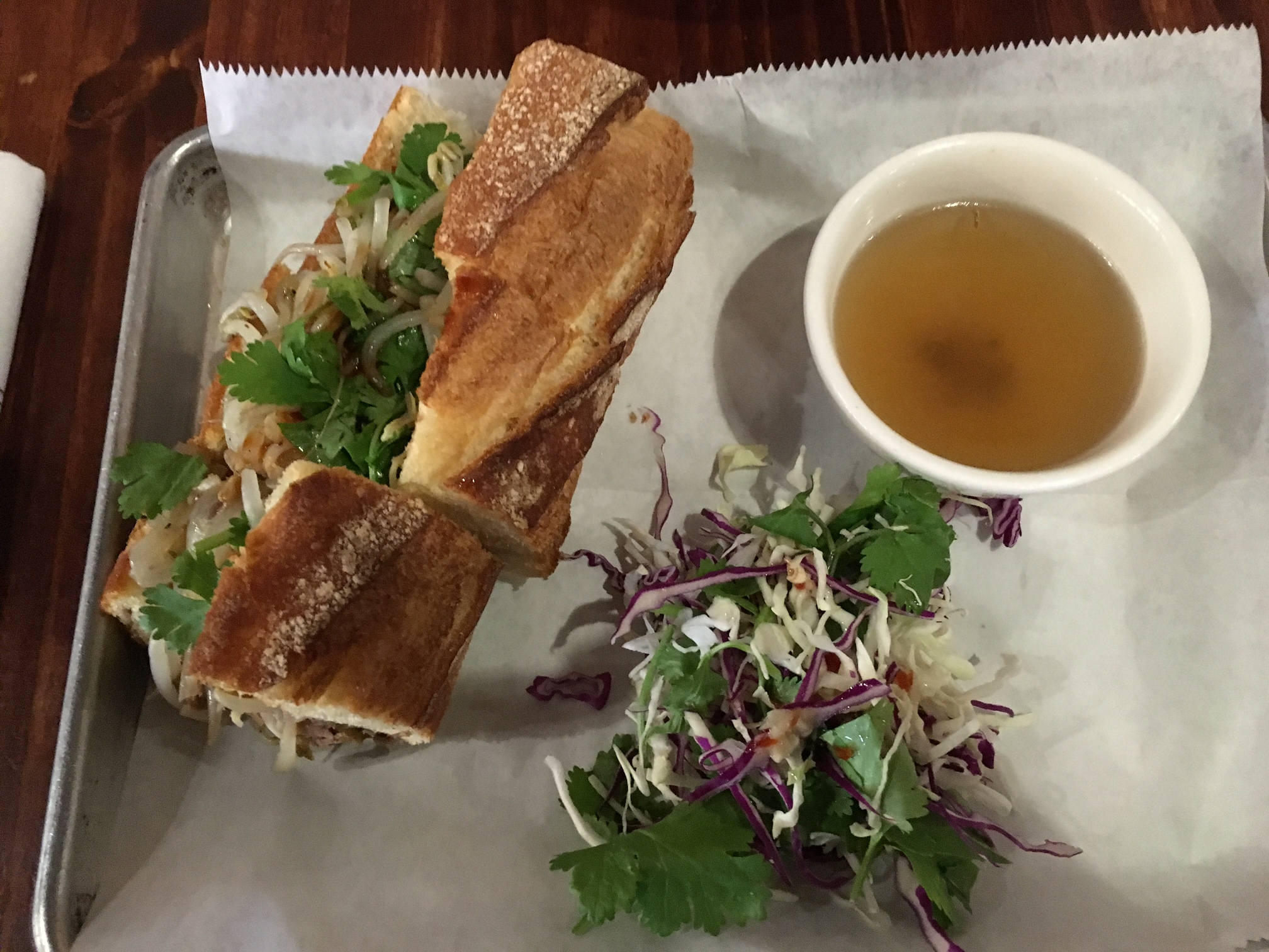 PHO FRENCH DIP