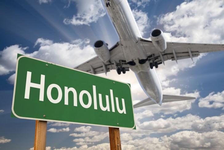 GWにハワイへ