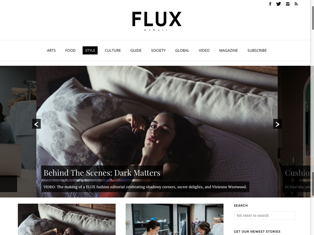 FLUX HAWAII